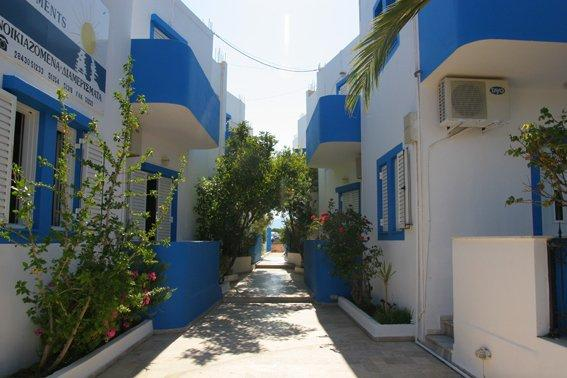 Cretasun Apartments