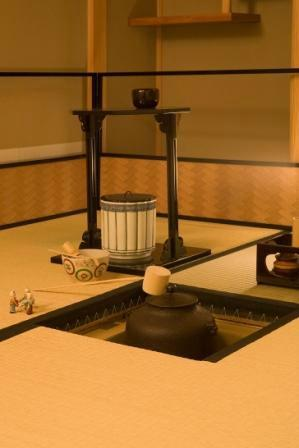 Tea Ceremony Room Juan