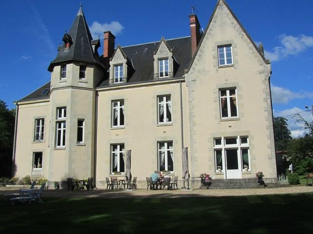 Chateau Le Briou D'Autry