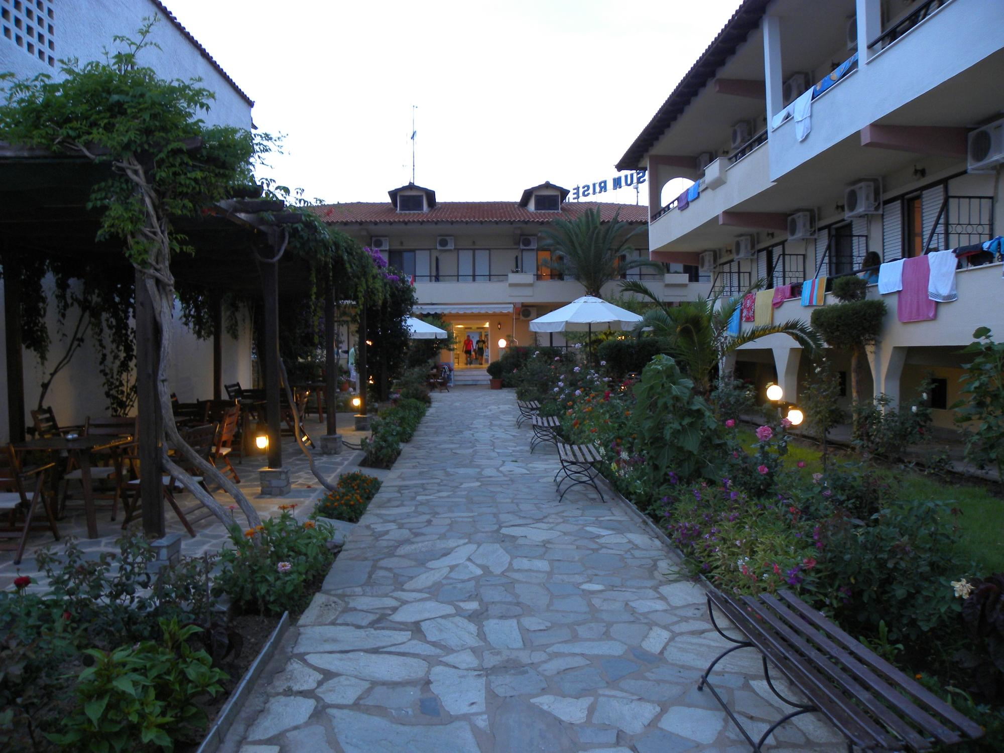 Ammouliani Greece  city pictures gallery : Sunrise Hotel Ammouliani, Greece Halkidiki 2016 Prices & Hotel ...