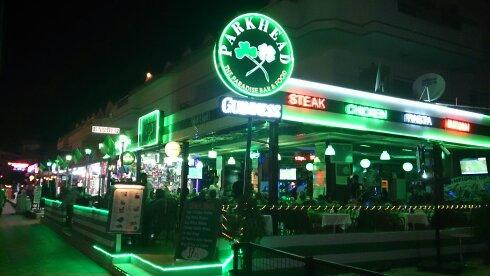 Parkhead Bar