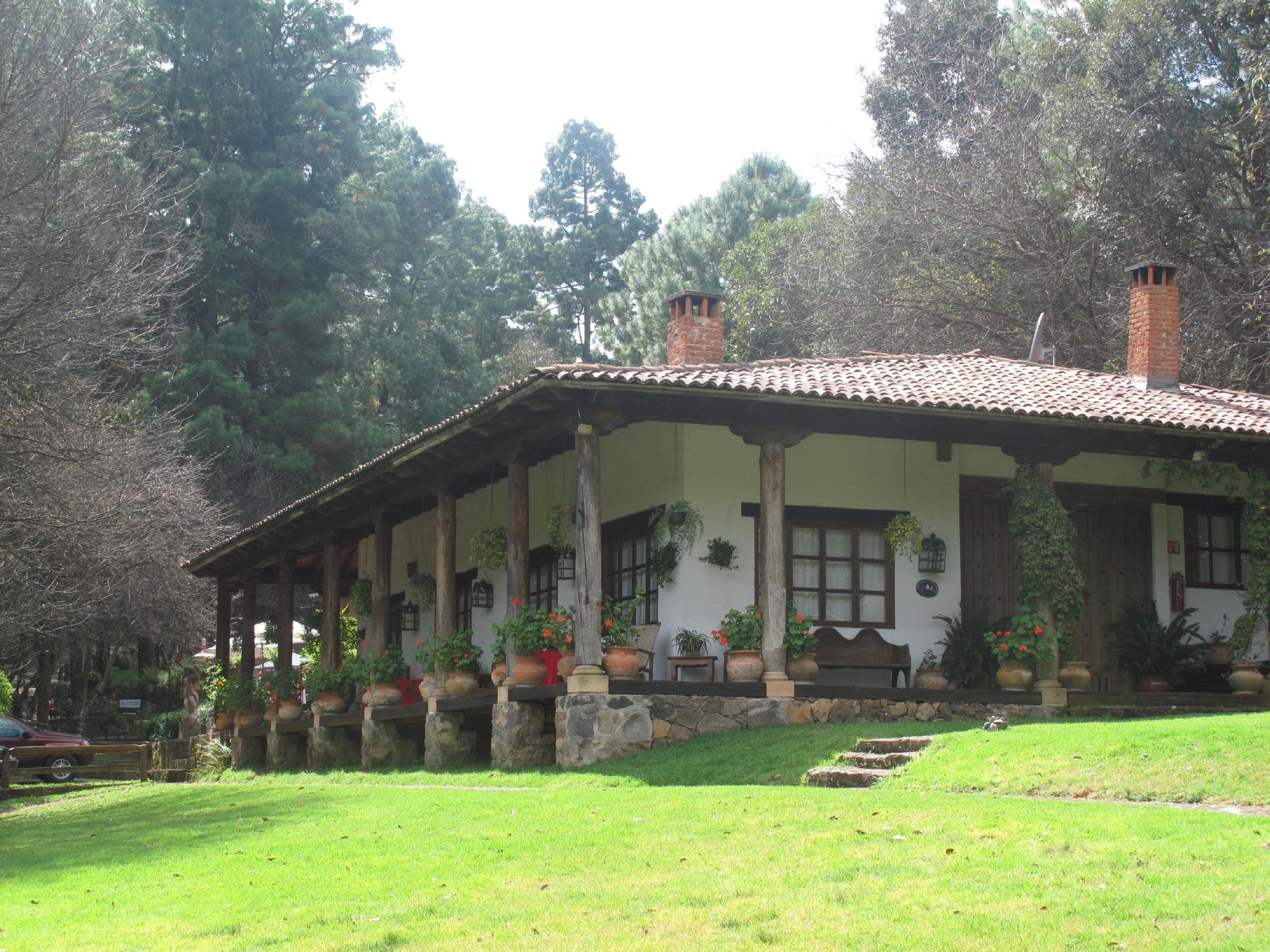 Hacienda Las Mariposas