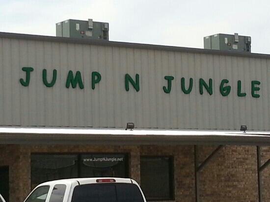 Jump N Jungle