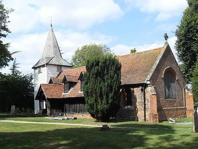 ‪Greensted Church‬