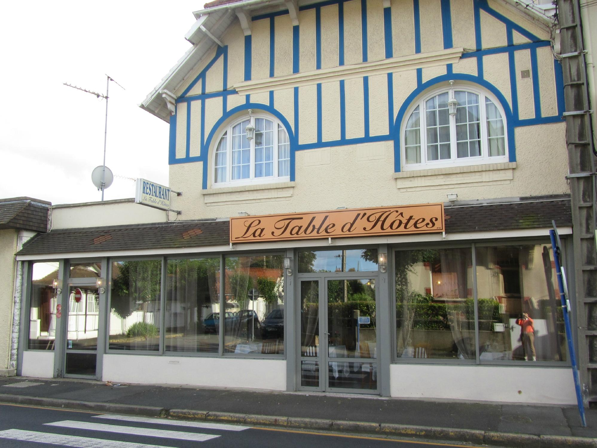 Restaurant La Table D 39 Hotes Ouistreham Restaurantbeoordelingen Tripadvisor