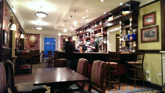 The Terminus Tavern