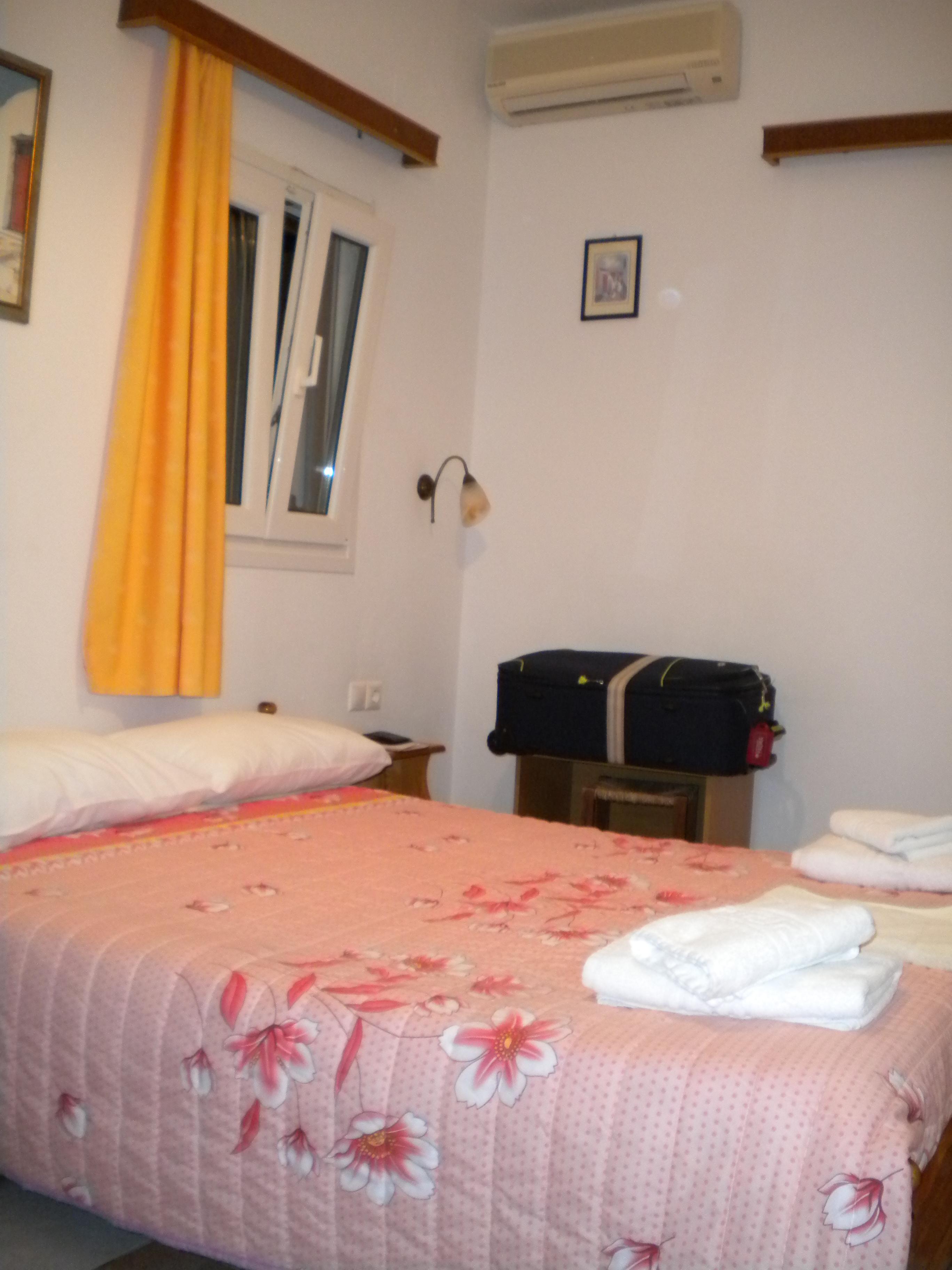 The Dina's Mykonos Hotel Rooms