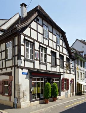 Restaurant St. Alban-Eck