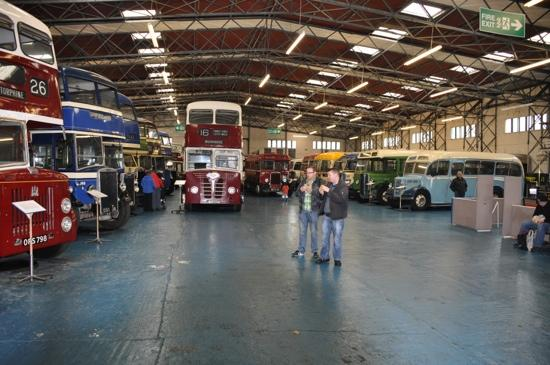 ‪Scottish Vintage Bus Museum‬