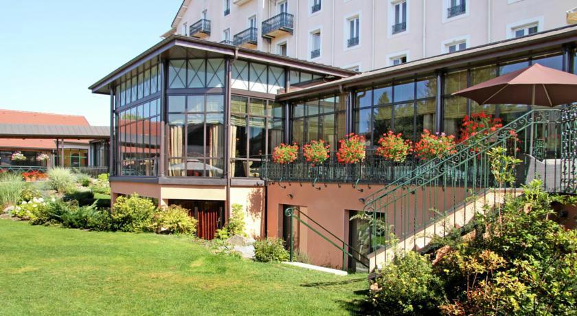 Grand Hôtel & SPA de Gérardmer