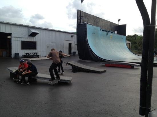 Skatepark of Tampa