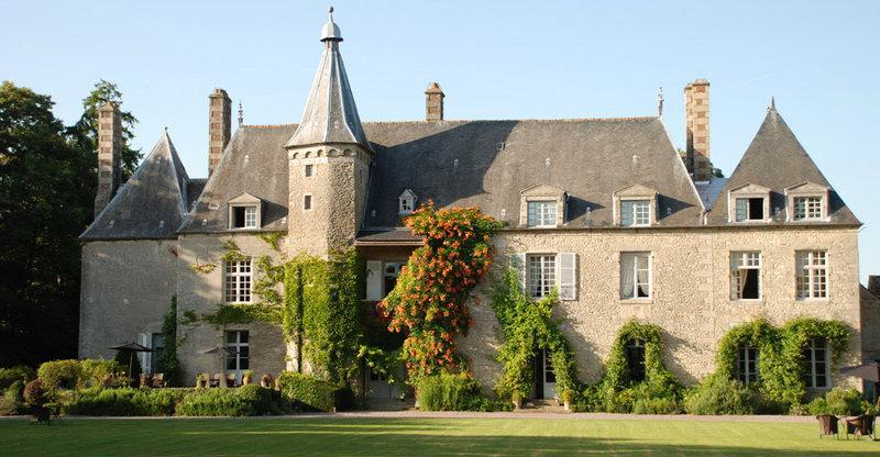 Chateau de Saint Paterne