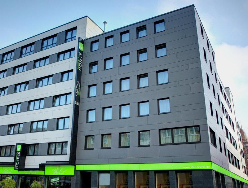 โรงแรมดีไซน์ แอนด์ สไตล์ ฮัมบูร์ก-เซ็นทรัม