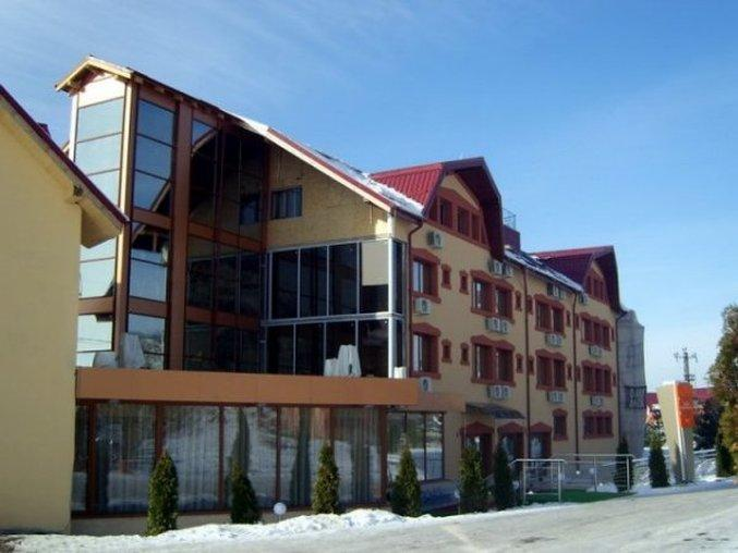 Grand Hotel Perla Ciucasului