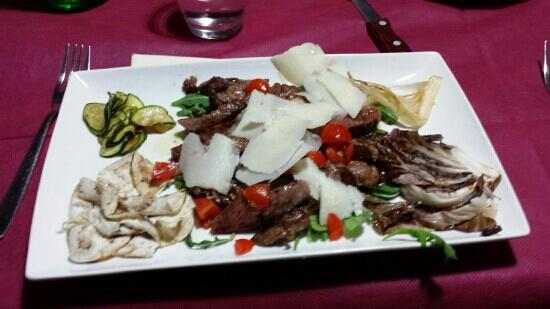 "Steak House""Da Nerone"""