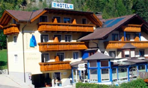 Hotel Gletschermuhle
