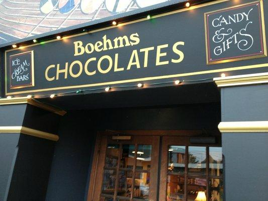 ‪Boehm's Chocolates‬