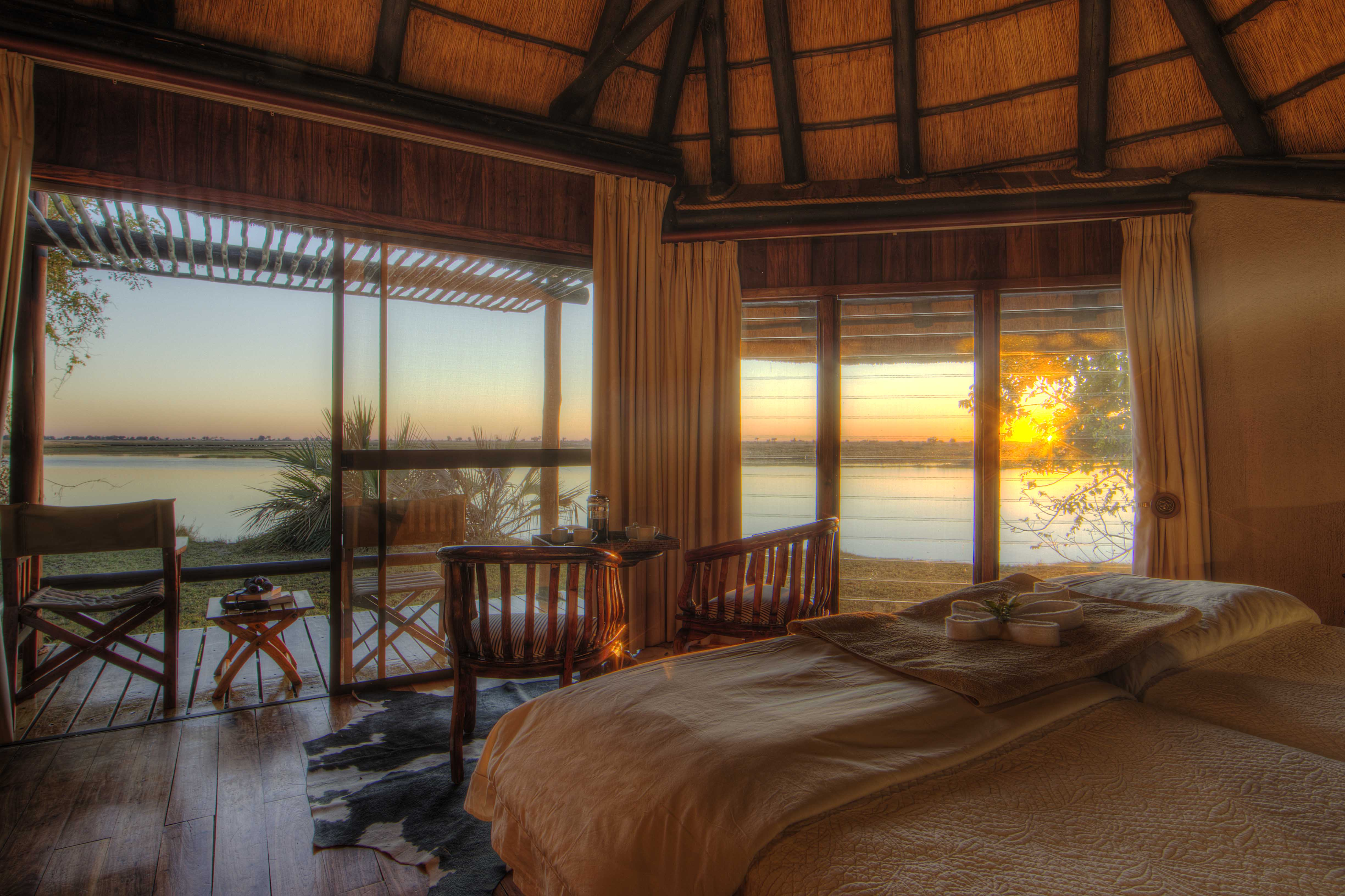 Chobe Savanna Lodge