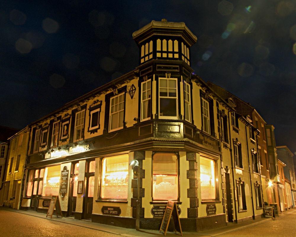 The Wellington Hotel