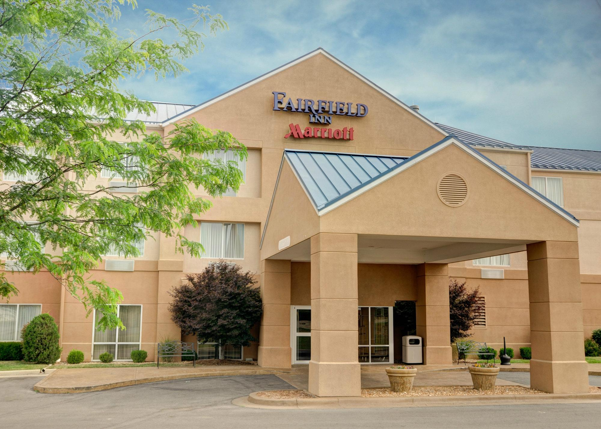 Fairfield Inn Fort Leonard Wood St Robert