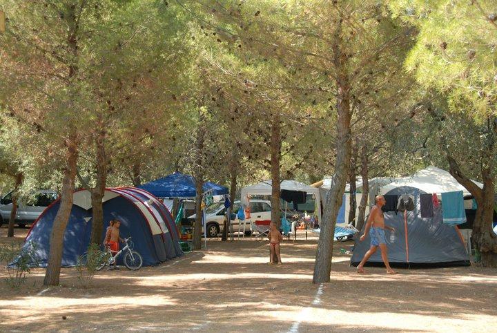 Camping Lama Le Canne