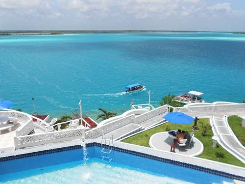 Bacalar Hidden Paradise Day Tours