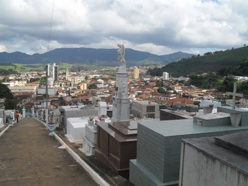 Cemiterio de Santa Rita do Sapucai