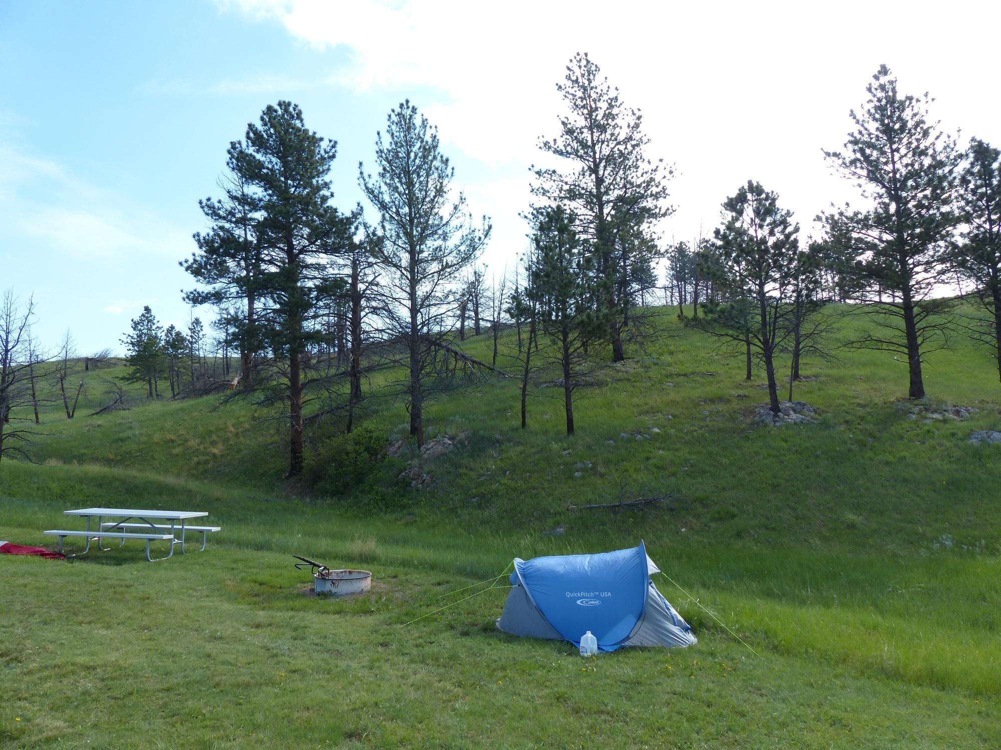 Elk Mountain Campground