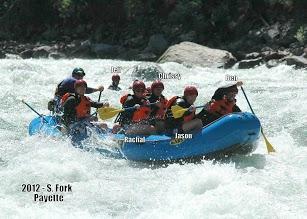 Bear Valley Rafting