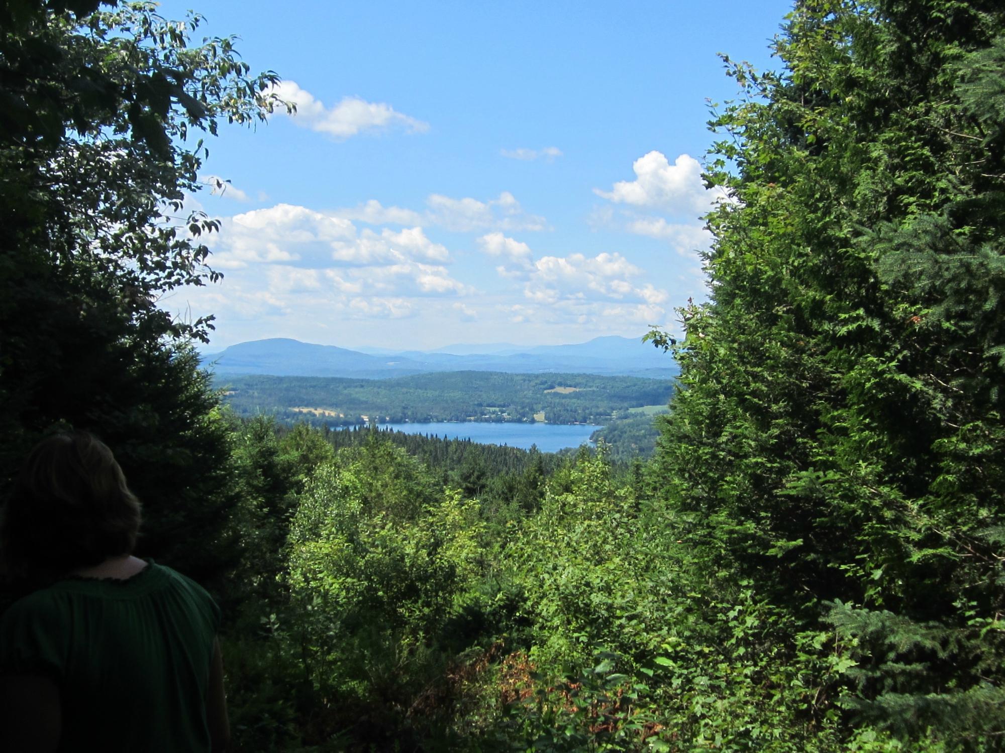 magnifica vistas de paisajes en greensbore