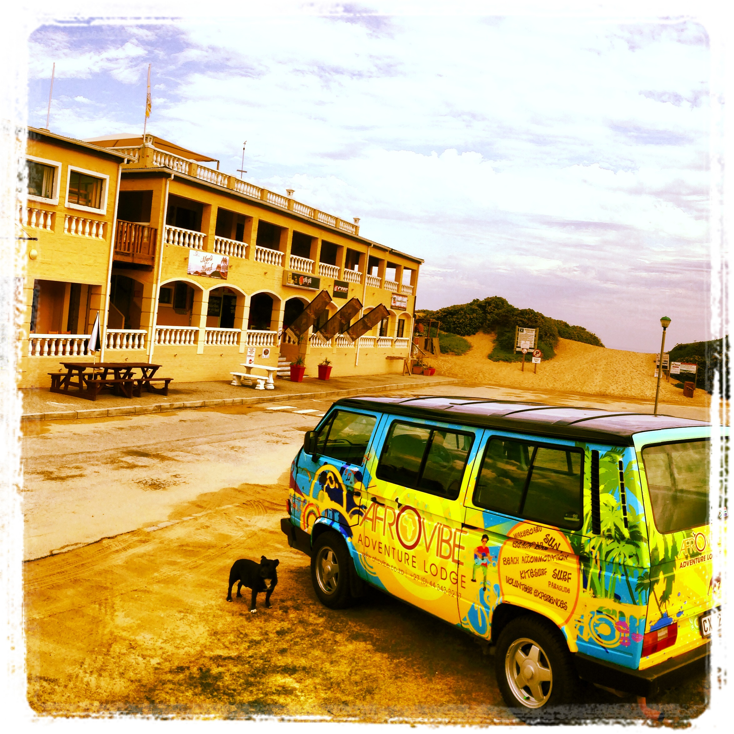 Afrovibe Adventure Lodge
