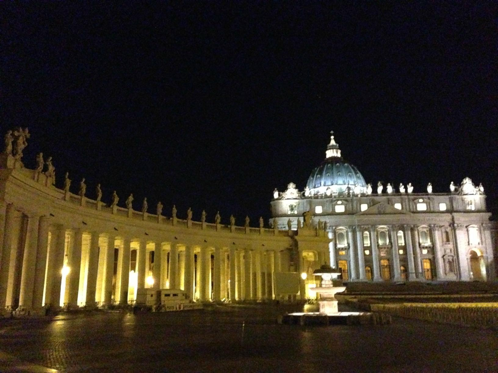 Al Vaticano Apartments