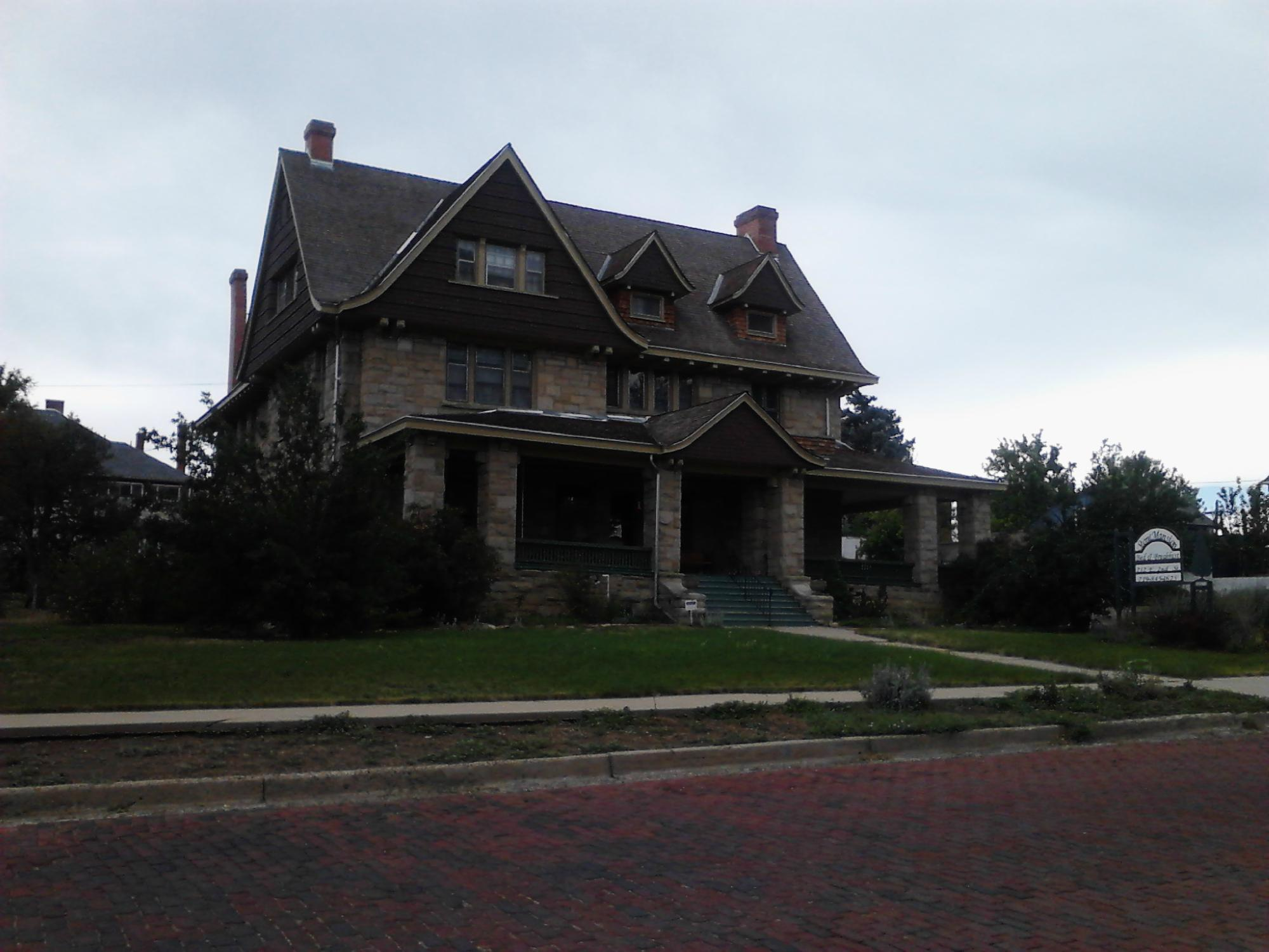 Stone Mansion Bed and Breakfast