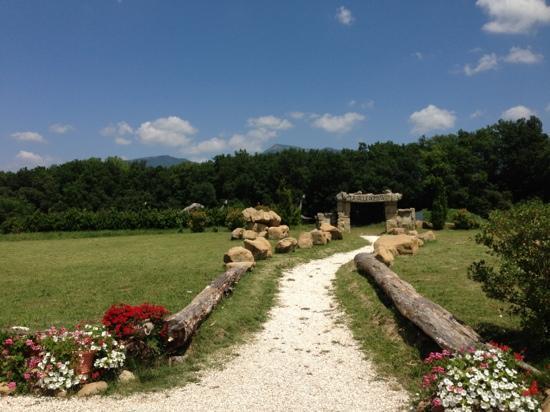 Le Pietre del Drago - Parco Dinosauri e Area Picnic