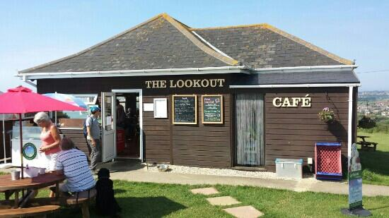 ‪The Lookout Cafe‬