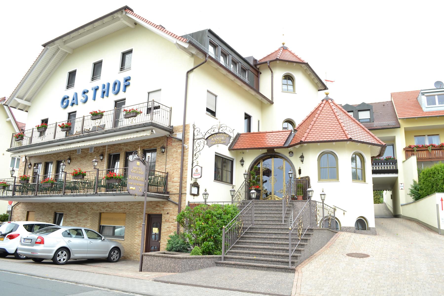 Hotel Gasthof Rangau