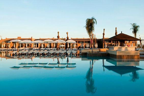 Clubhotel Riu Tikida Palmeraie Marrakech Morocco All Inclusive Resort Reviews Photos Price Comparison Tripadvisor
