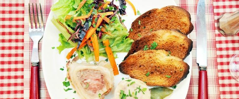 Au jardin gourmand toulouse restaurant bewertungen for Jardin gourmand