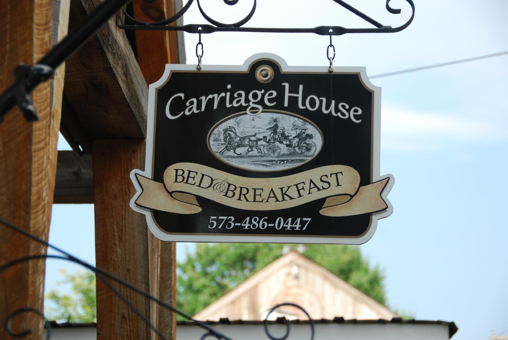 CAdy Carriage House B&B