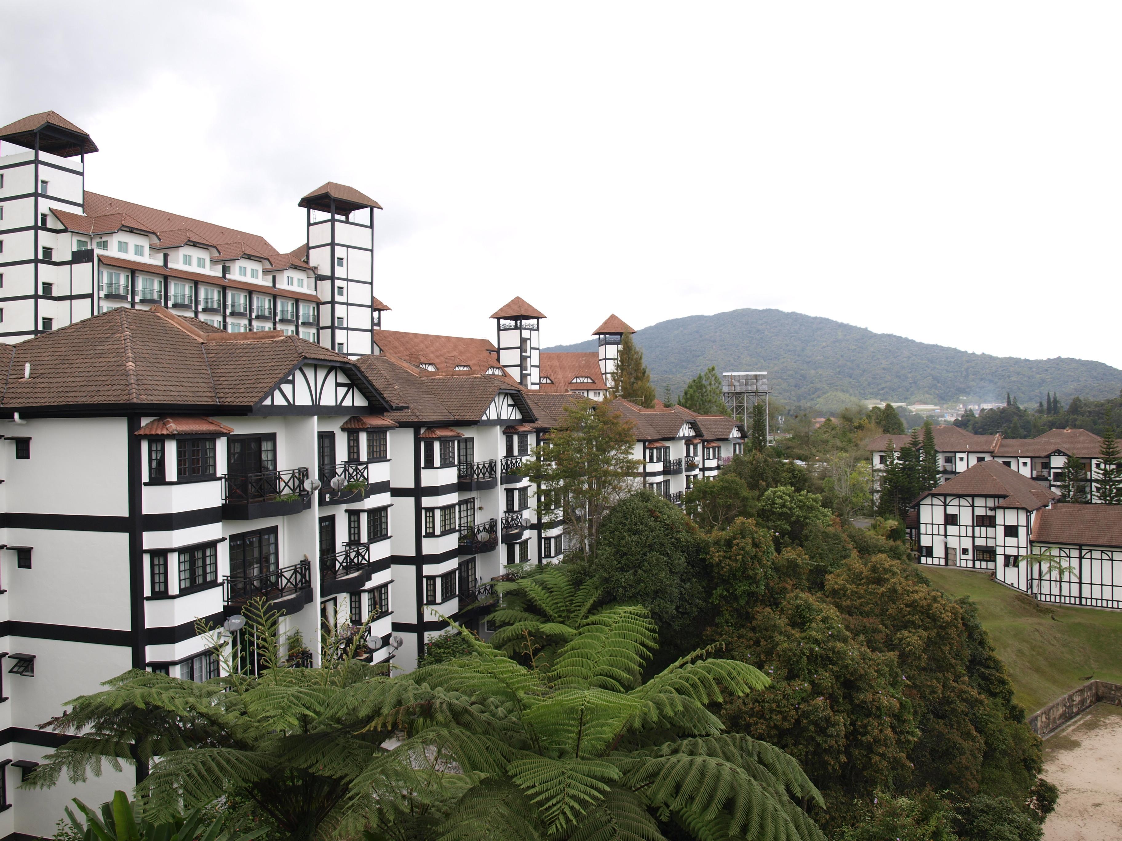 Greenhill Resort