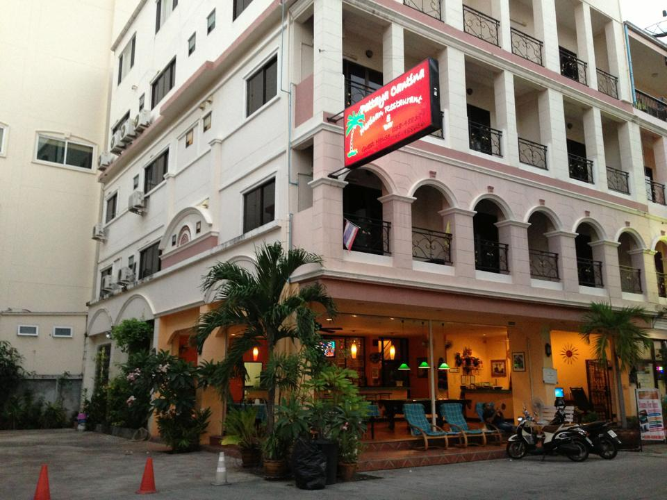 The Pattaya Cantina Guesthouse