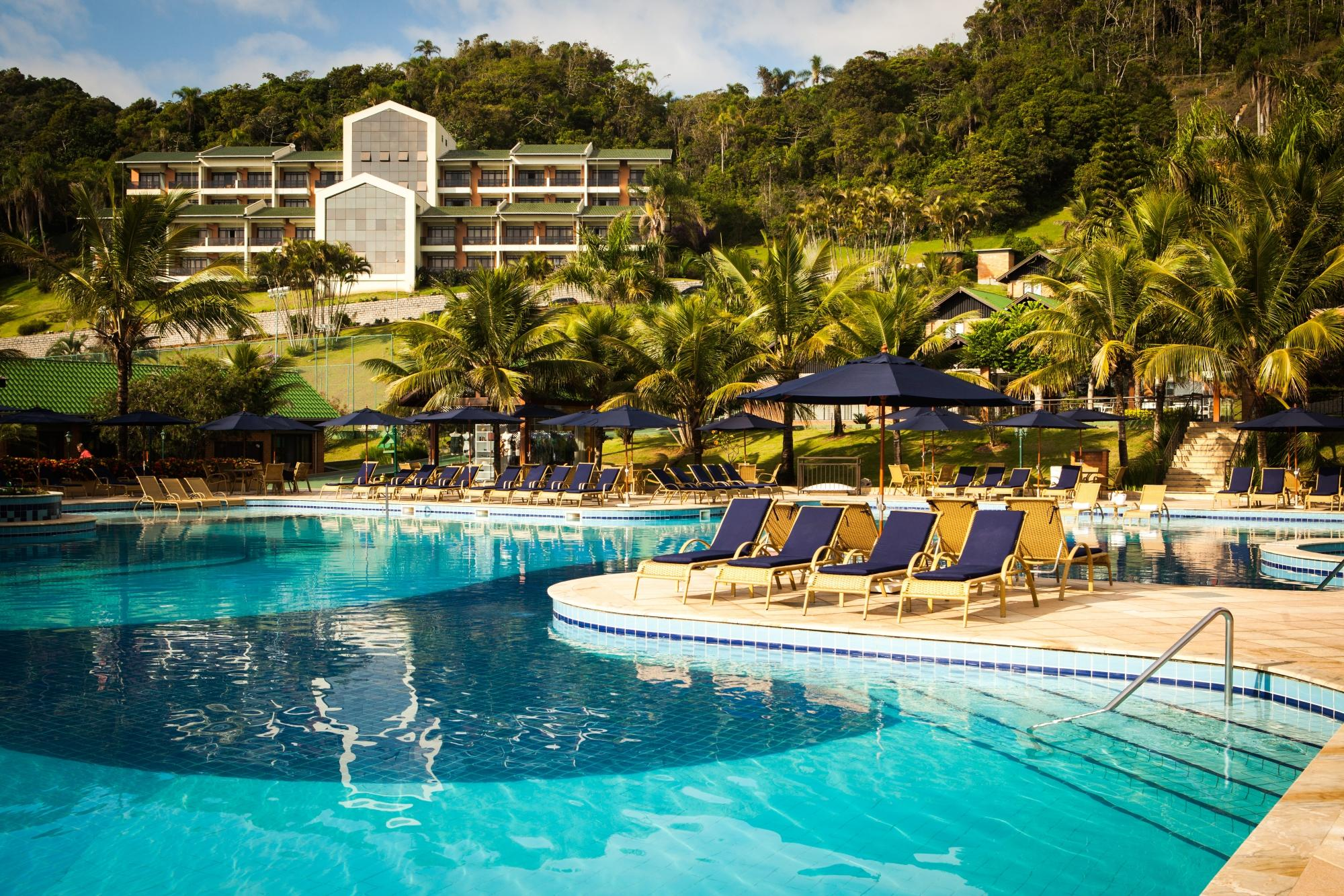 無限藍度假溫泉飯店