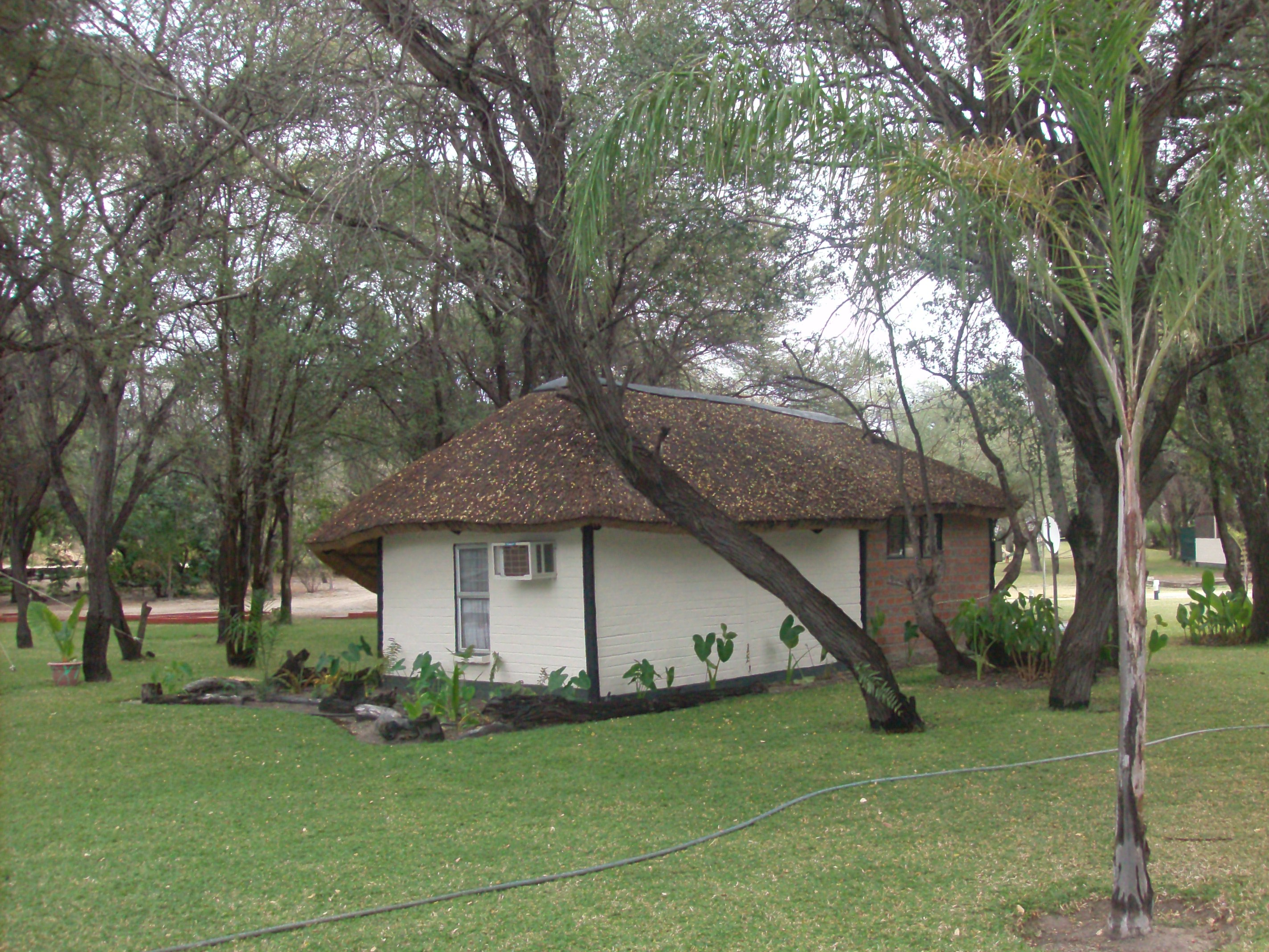 Sarasungu River Lodge