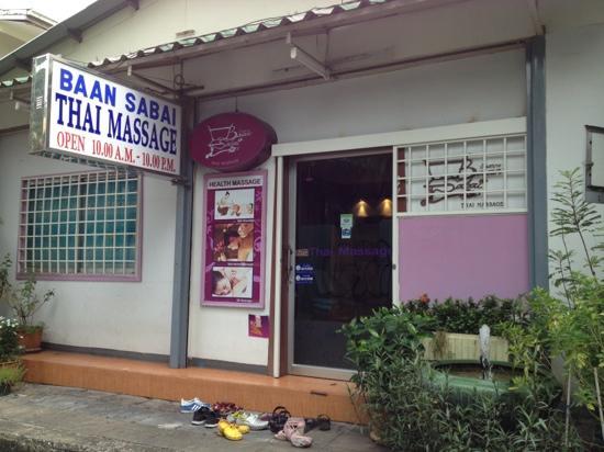 Baan Sabai Massage