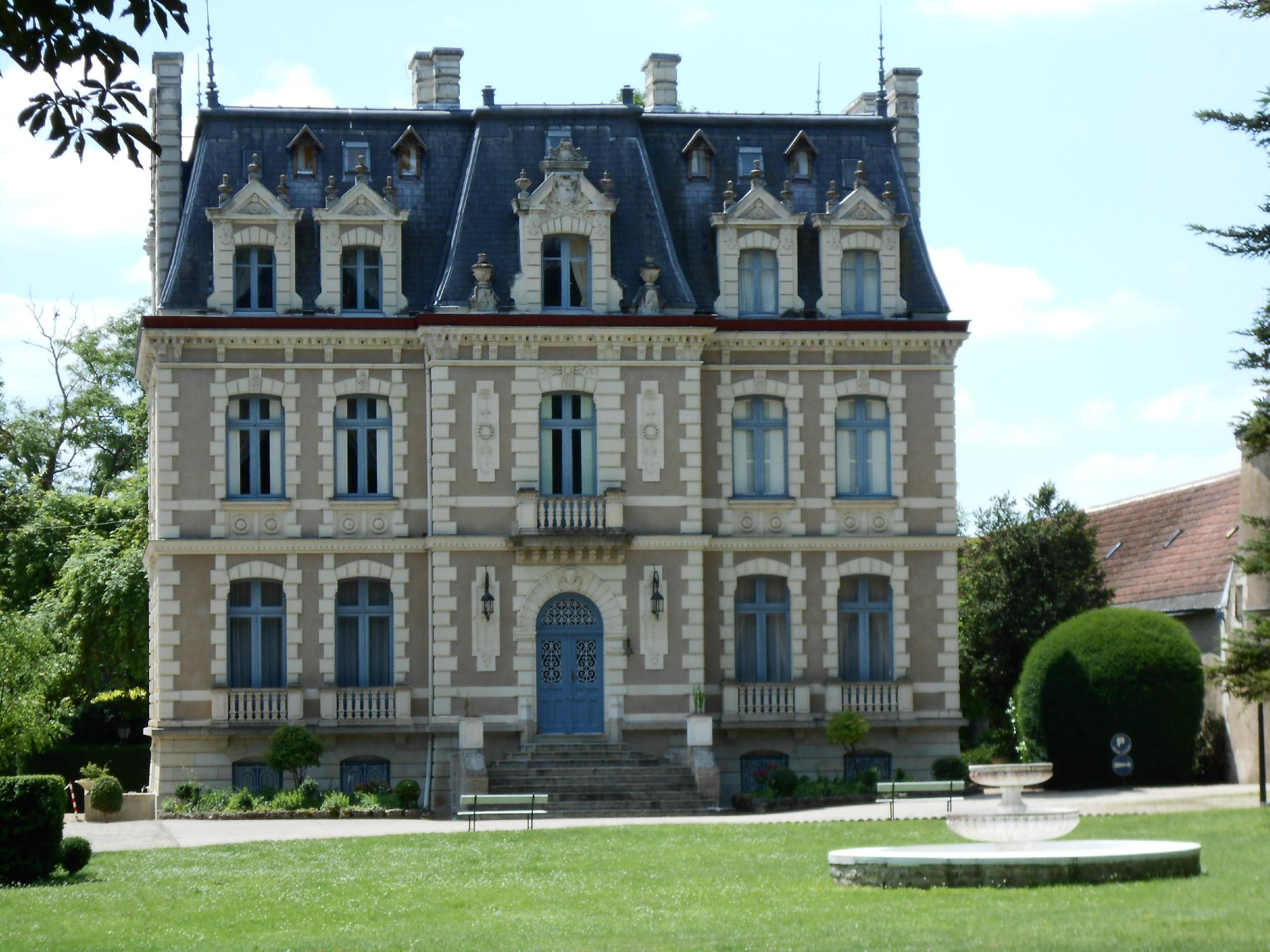 Chateau de la Rolandiere