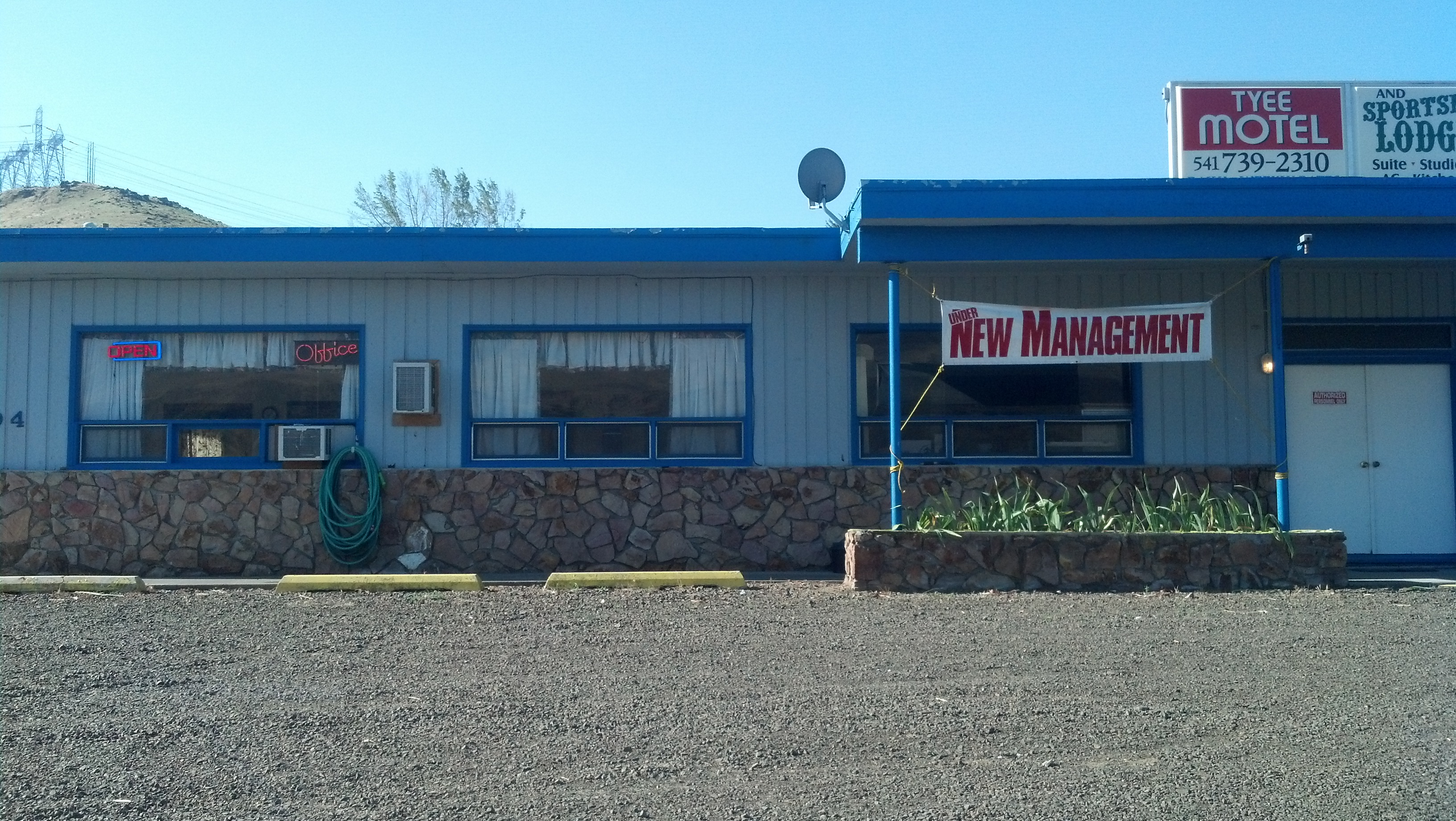 Tyee Motel