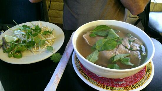 Pho Asian Noodle House and Grill