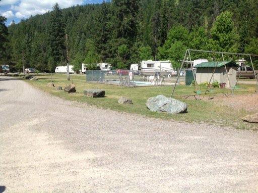 Campground St. Regis