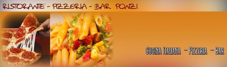 Ristorante - Pizzeria - Bar PONZI