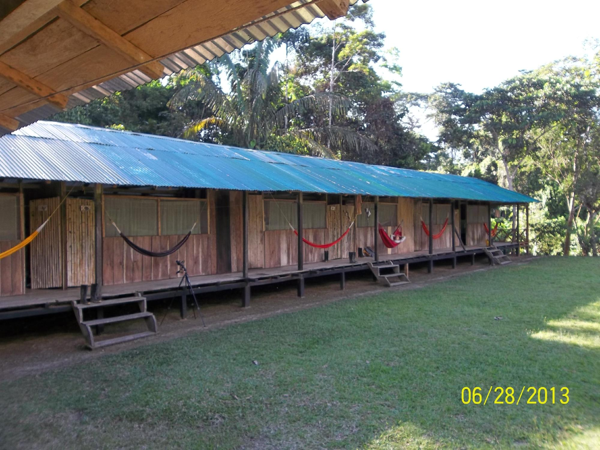Shiripuno Lodge